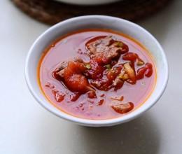 高压锅番茄牛肉