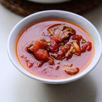 高壓鍋番茄牛肉