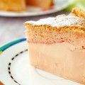 6寸粉红草莓法罗夫魔法蛋糕