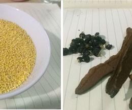 灵芝小米粥-适合全家一起喝的补气益血养生粥