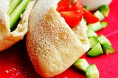 皮塔饼-阿拉伯口袋面包