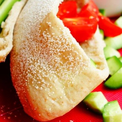 皮塔餅-阿拉伯口袋面包