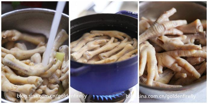 韓式辣椒雞爪
