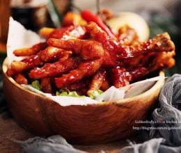 韩式辣椒鸡爪