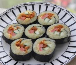 低脂更健康的土豆泥寿司卷