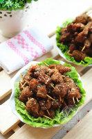 【牙签牛肉串】鲜嫩多汁串串香