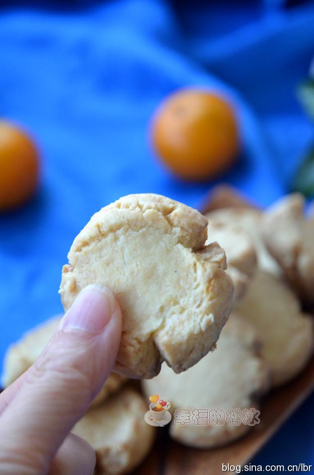 酥的掉渣入口即化的玛格莉特饼干