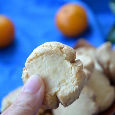 酥的掉渣入口即化的瑪格莉特餅干