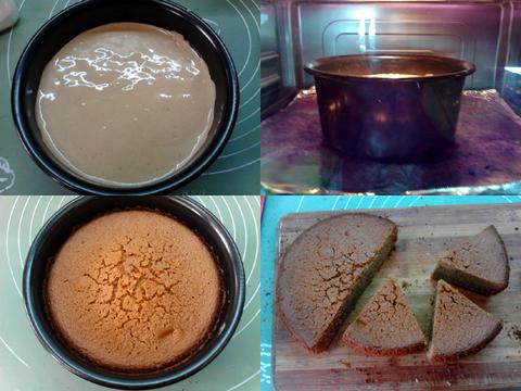法罗夫咖啡海绵蛋糕