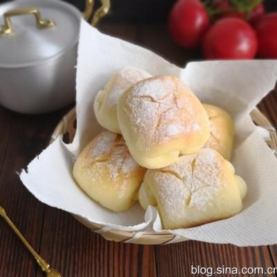 酸奶面包卷