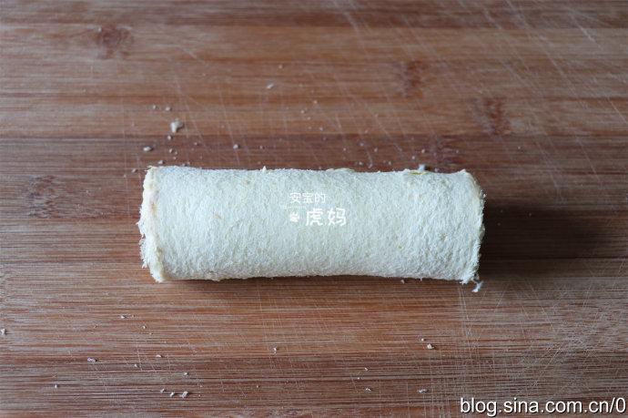 糖果型爆浆香肠吐司卷