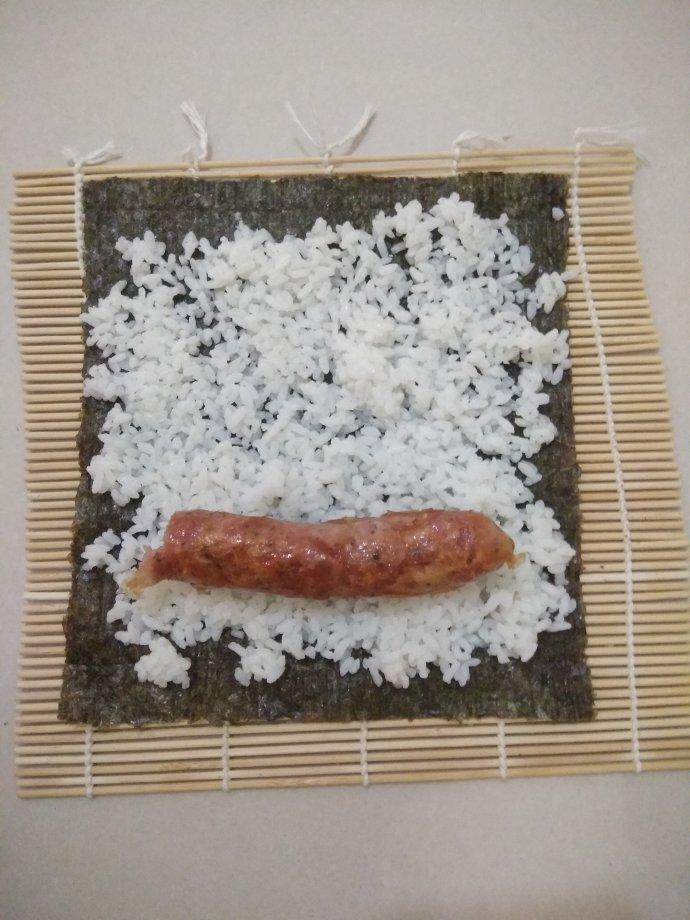 米饭串着吃,让宝贝爱上吃饭