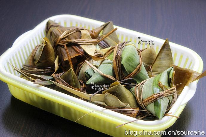 8种经典粽子