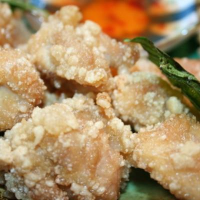 臺灣夜市的美食-鹽酥雞