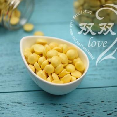 八個月寶寶輔食—蛋黃溶豆