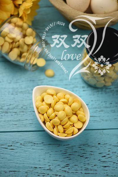 八个月宝宝辅食—蛋黄溶豆
