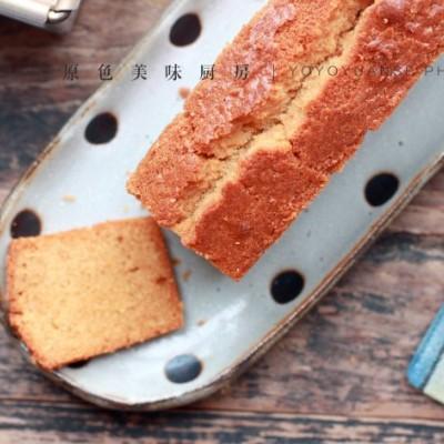 海鹽焦糖磅蛋糕