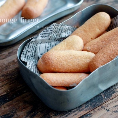 提拉米蘇必備—手指餅干