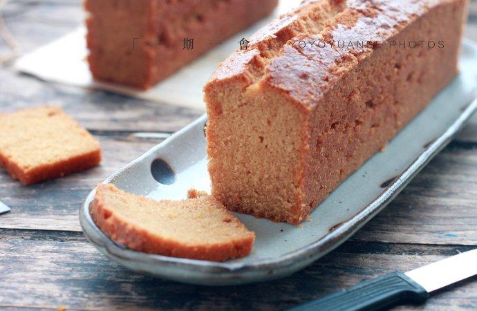 海盐焦糖磅蛋糕