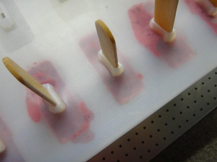 缤纷莓果冰淇淋雪糕