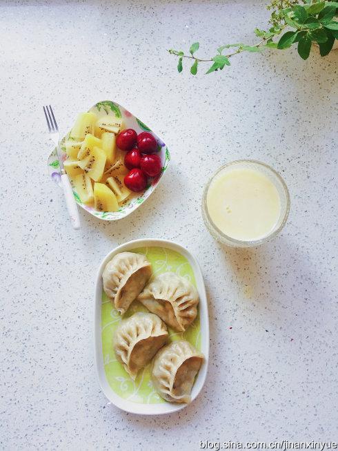 备考小学生一周早餐6.11-6.17