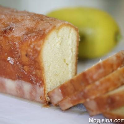 柠檬砂蛋糕
