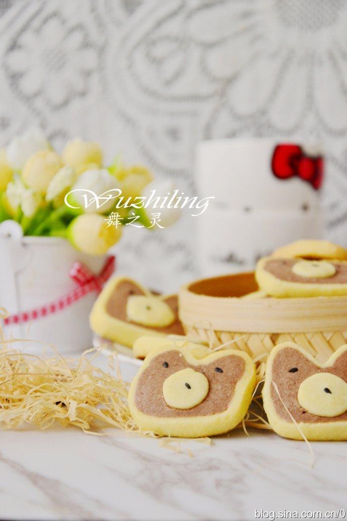 Q萌曲奇饼干