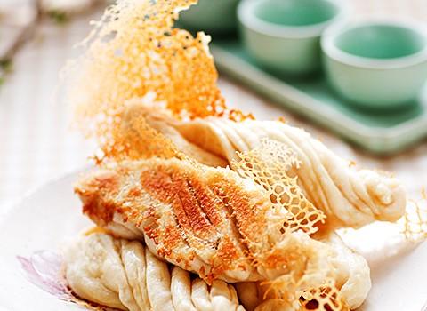 香煎椒盐卷