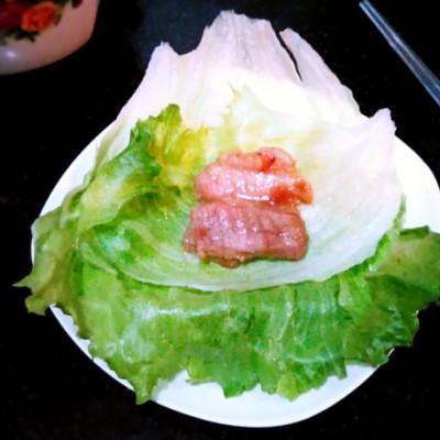 那叫一个香——【韩式烤五花肉】