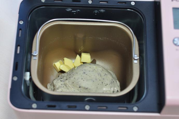 面包机食谱-柠檬红茶面包