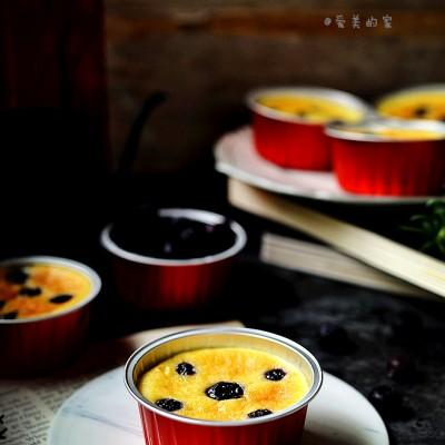 蓝莓芝士蛋糕杯—绝妙的味蕾享受