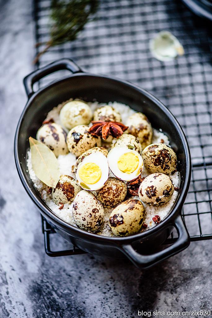 夏季最省事的一道盐焗菜——巧做盐焗鹌鹑蛋
