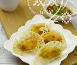 不要油烟要营养——芹菜肉水饺&煎饺