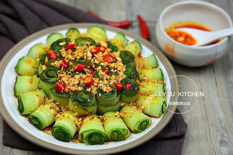 黄瓜的8种吃法