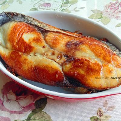 【鹽煎馬鮫魚】外焦里嫩,豈止一個香字可以形容