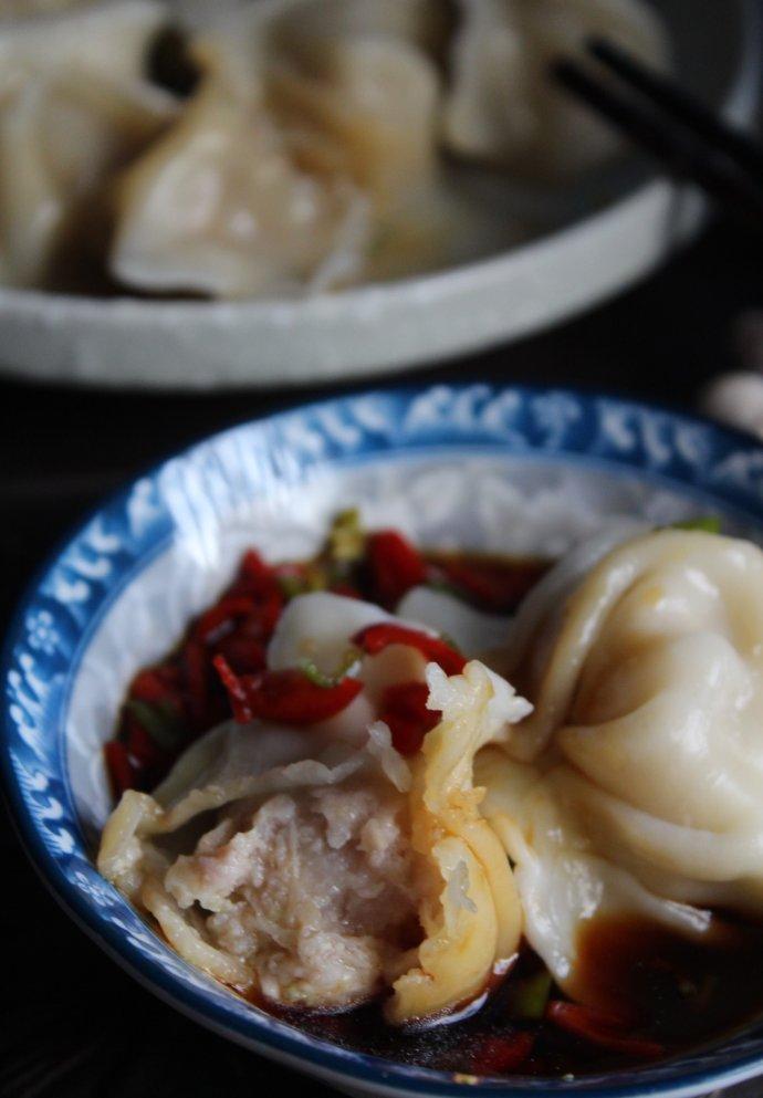 盛夏消暑的冬瓜饺子