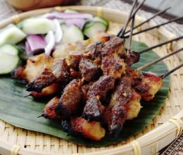 南洋风味【猪肉沙爹】PorkSatay