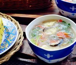 儿时最爱的鳝鱼面筋汤