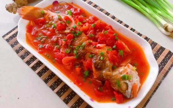 酸爽开胃的番茄酸汤鱼
