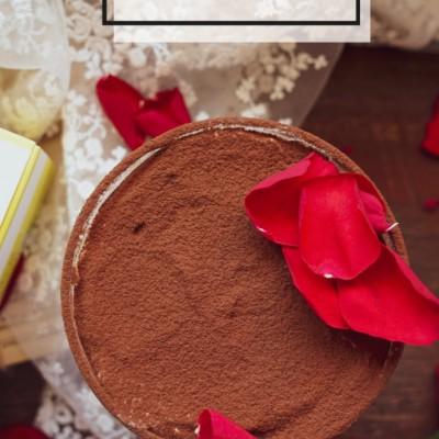 #CoffeeorTea#烘焙小白也可以制作口感完美的意大利甜点-茉莉花茶提拉米苏