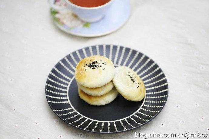 〖烘焙°〗零失败酥得掉渣:酥皮红豆饼(植物油版)