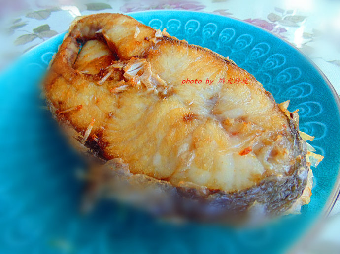 外酥内嫩的【香煎马友鱼】,入口回味无穷。
