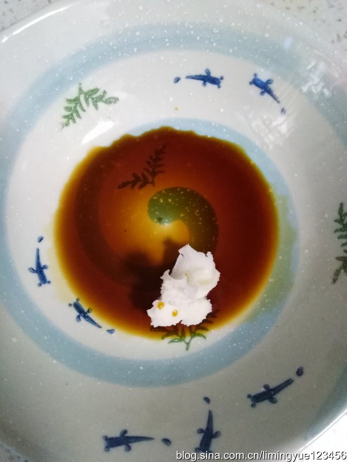 一撮猪油搞定的清汤素面