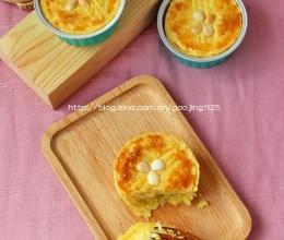 法式乳酪月饼—换个花样做月饼