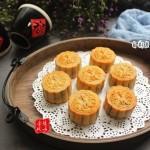 自制月饼香又甜,团团圆圆迎中秋!