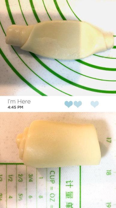 小小巧巧的奶香榴莲酥