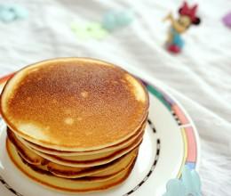 无油蜂蜜酸奶松饼