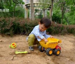 姥姥手记(99):一样玩具都没落下