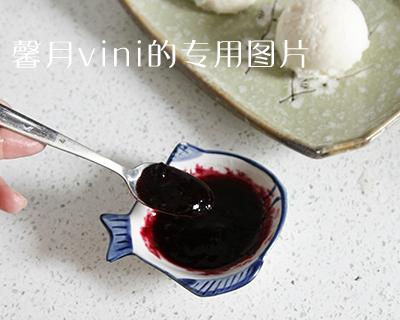 【蓝莓山药】——最老少皆宜的养生菜