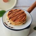 早餐桌上必不可少的軟香松餅